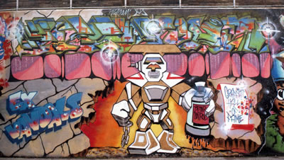 10 Of The Best Graffiti Writers In The World Style